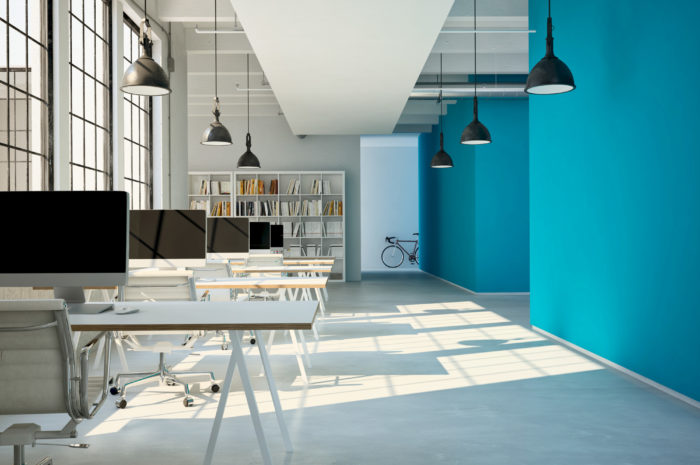 Brand Colors in Office Design